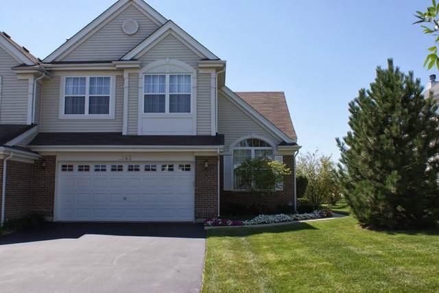 1249 Timberline Drive, Bartlett, IL 60103 (MLS #11175151) :: Suburban Life Realty