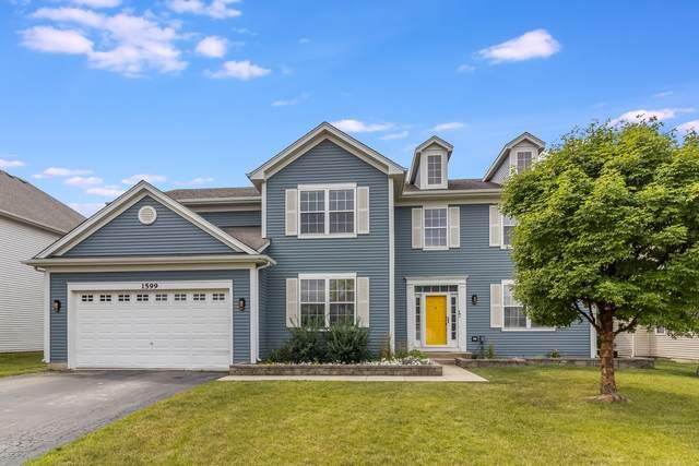 1599 Arlington Street, Bolingbrook, IL 60490 (MLS #11175154) :: Angela Walker Homes Real Estate Group