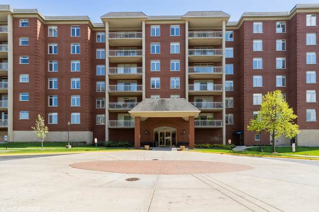 8340 Callie Avenue #610, Morton Grove, IL 60053 (MLS #11175183) :: Rossi and Taylor Realty Group