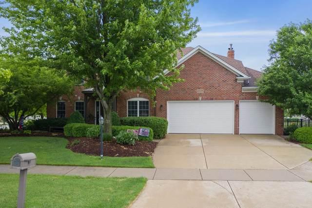 25116 W Prairie Grove Drive, Plainfield, IL 60585 (MLS #11175211) :: John Lyons Real Estate