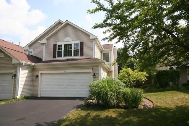 110 Harvest Gate, Lake In The Hills, IL 60156 (MLS #11175217) :: John Lyons Real Estate