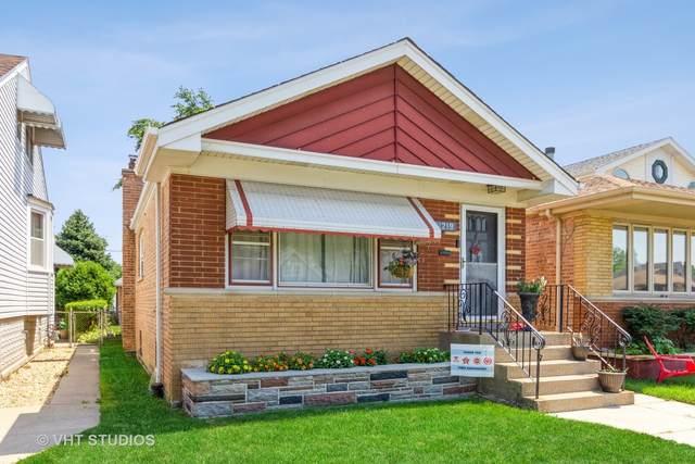 11219 S Kedzie Avenue, Chicago, IL 60655 (MLS #11175222) :: John Lyons Real Estate