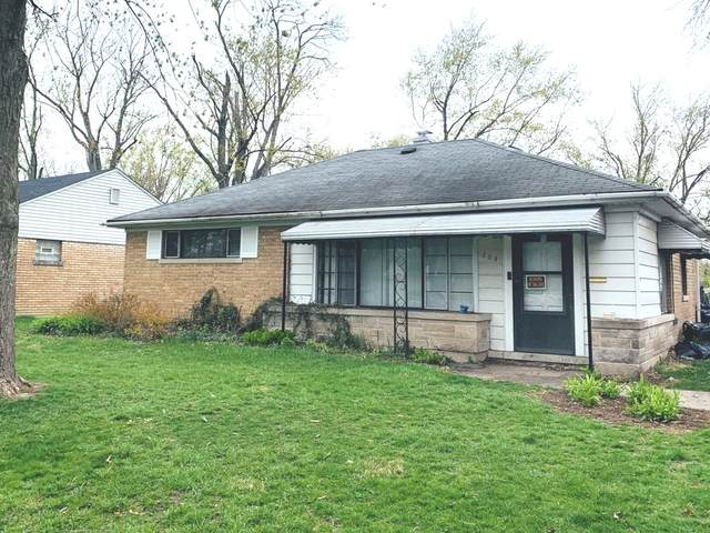 204 Marquette Street, Park Forest, IL 60466 (MLS #11175228) :: BN Homes Group