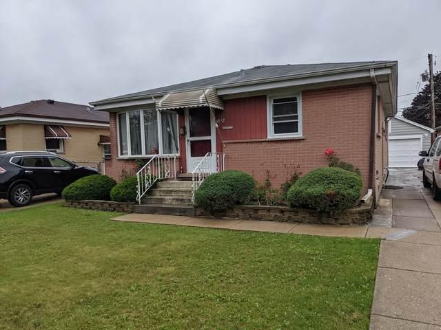 4852 N Orange Avenue, Norridge, IL 60706 (MLS #11175257) :: John Lyons Real Estate