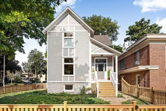 303 N Marion Street, Oak Park, IL 60302 (MLS #11175272) :: Angela Walker Homes Real Estate Group