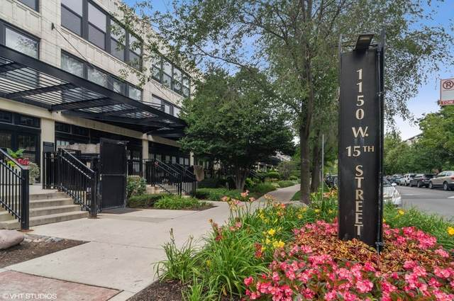 1150 W 15TH Street #133, Chicago, IL 60608 (MLS #11175344) :: Angela Walker Homes Real Estate Group