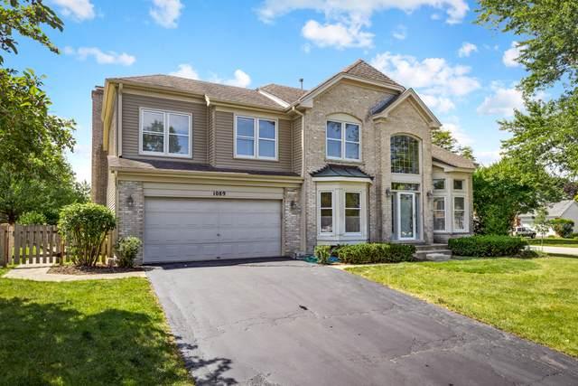 1089 Holli Court, Schaumburg, IL 60194 (MLS #11175346) :: O'Neil Property Group