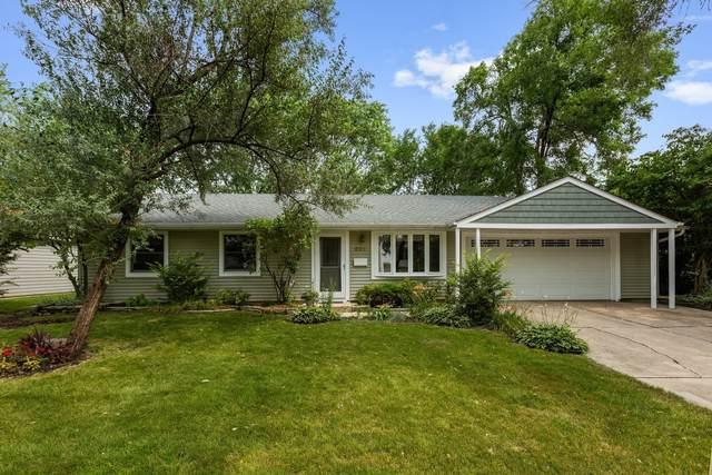 526 Hillside Drive, Streamwood, IL 60107 (MLS #11175372) :: Suburban Life Realty
