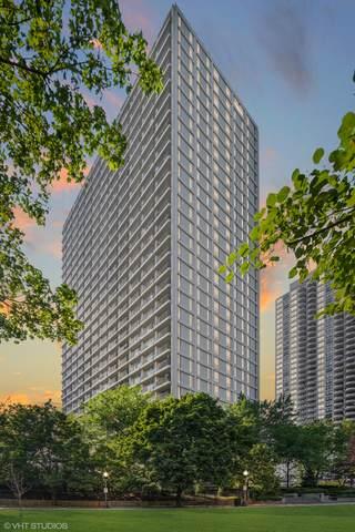 1960 N Lincoln Park West #2208, Chicago, IL 60614 (MLS #11175436) :: Angela Walker Homes Real Estate Group