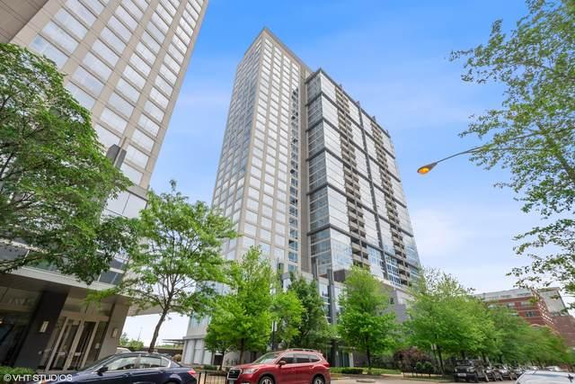 1901 S Calumet Avenue #802, Chicago, IL 60616 (MLS #11175443) :: Angela Walker Homes Real Estate Group