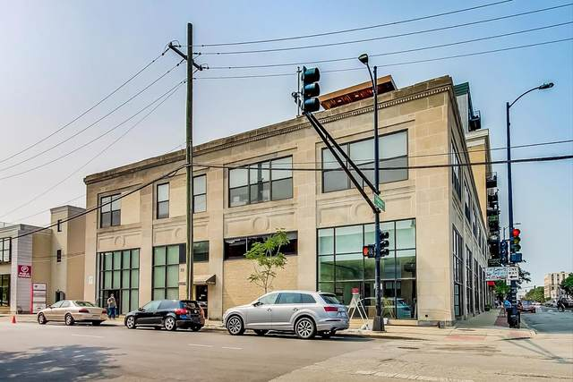 100 S Ashland Avenue #204, Chicago, IL 60607 (MLS #11175501) :: Angela Walker Homes Real Estate Group