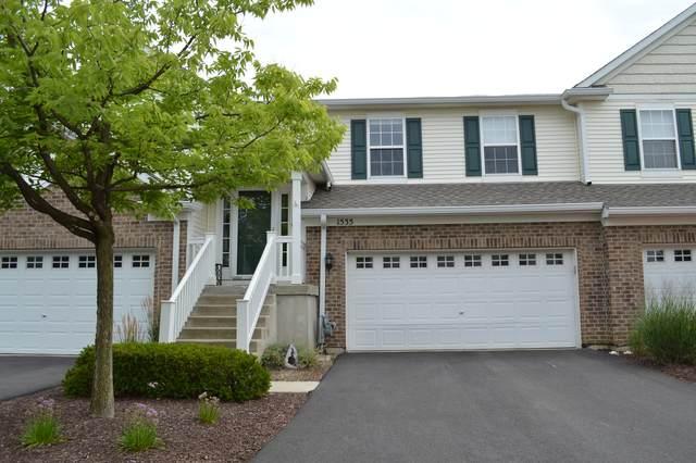 1535 Millbrook Drive, Algonquin, IL 60102 (MLS #11175523) :: Suburban Life Realty