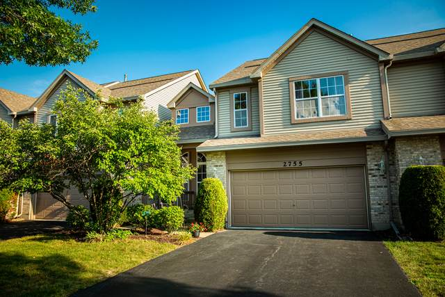 2755 Whitlock Drive #2755, Darien, IL 60561 (MLS #11175581) :: The Dena Furlow Team - Keller Williams Realty