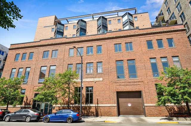 222 S Racine Avenue #308, Chicago, IL 60607 (MLS #11175590) :: Angela Walker Homes Real Estate Group