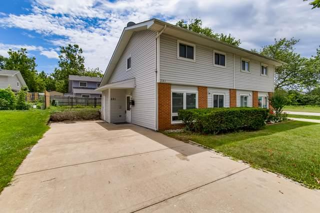 291 W Berkley Lane, Hoffman Estates, IL 60169 (MLS #11175593) :: Charles Rutenberg Realty