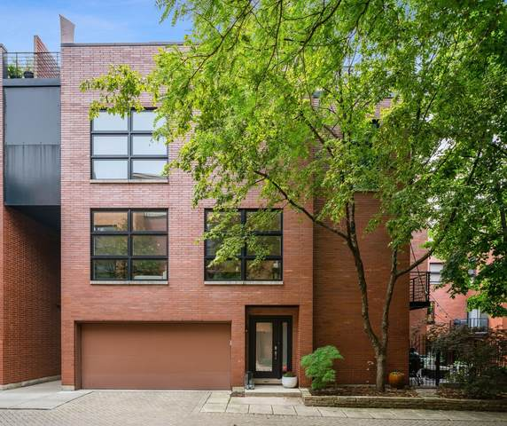 2038 W Willow Street A, Chicago, IL 60647 (MLS #11175607) :: Schoon Family Group