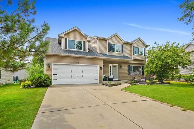 1445 Shaman Drive, Bolingbrook, IL 60490 (MLS #11175610) :: Angela Walker Homes Real Estate Group