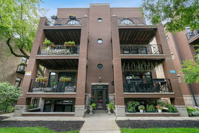 4543 N Malden Street 2S, Chicago, IL 60640 (MLS #11175614) :: Angela Walker Homes Real Estate Group