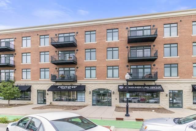 160 S River Street #200, Aurora, IL 60506 (MLS #11175622) :: Charles Rutenberg Realty