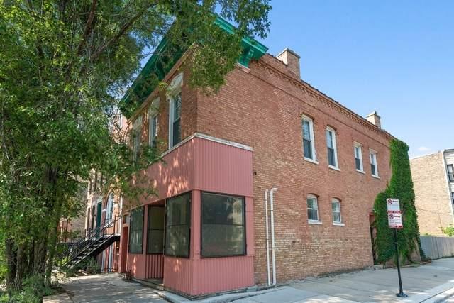 1444 N Paulina Street, Chicago, IL 60622 (MLS #11175624) :: Schoon Family Group