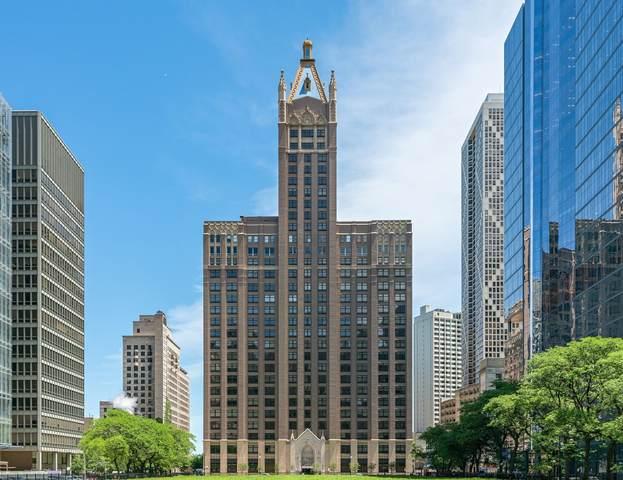 680 N Lake Shore Drive #615, Chicago, IL 60611 (MLS #11175629) :: Angela Walker Homes Real Estate Group