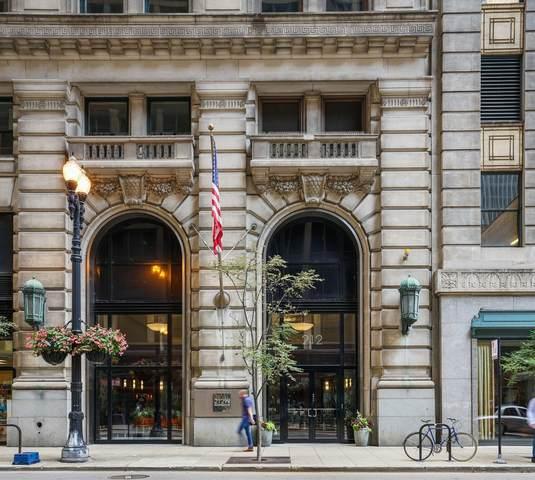 212 W Washington Street #1801, Chicago, IL 60606 (MLS #11175632) :: Angela Walker Homes Real Estate Group