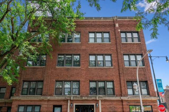 741 W Waveland Avenue #2, Chicago, IL 60613 (MLS #11175642) :: Schoon Family Group