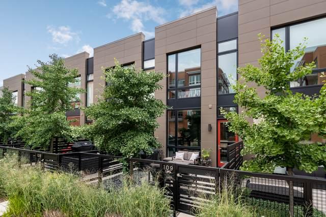 4832 N Clark Avenue #109, Chicago, IL 60640 (MLS #11175655) :: Angela Walker Homes Real Estate Group
