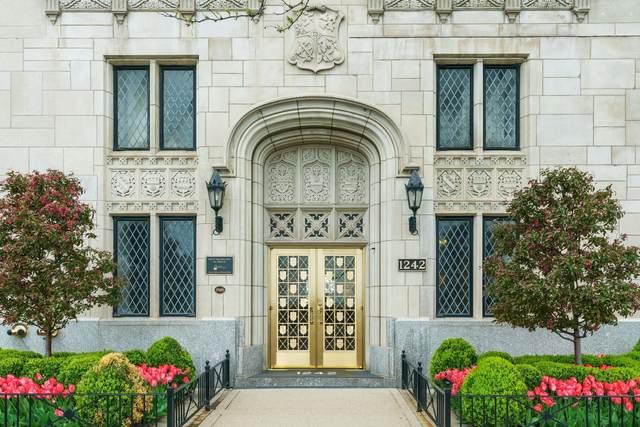 1242 N Lake Shore Drive #26, Chicago, IL 60610 (MLS #11175673) :: Angela Walker Homes Real Estate Group
