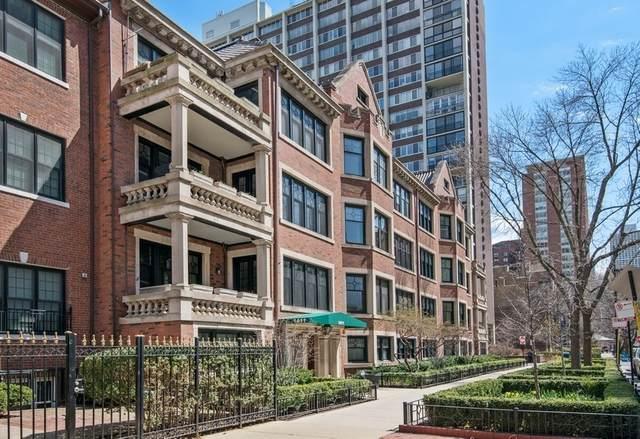 1411 N State Parkway 1N, Chicago, IL 60610 (MLS #11175677) :: Angela Walker Homes Real Estate Group