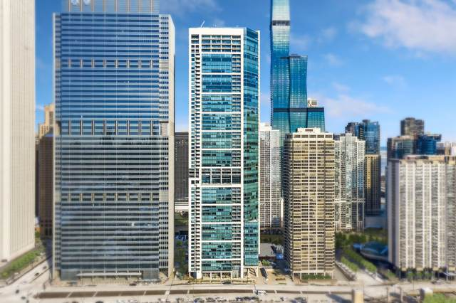 340 E Randolph Street #207, Chicago, IL 60601 (MLS #11175680) :: Schoon Family Group