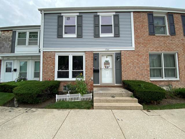 1966 Chelmsford Place, Hoffman Estates, IL 60169 (MLS #11175694) :: Charles Rutenberg Realty