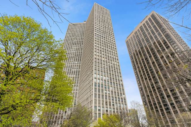 2626 N Lakeview Avenue #907, Chicago, IL 60614 (MLS #11175728) :: Angela Walker Homes Real Estate Group