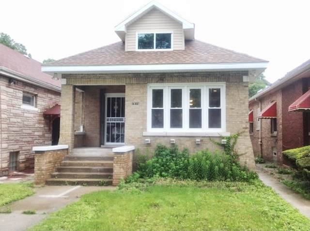 7611 S Michigan Avenue, Chicago, IL 60619 (MLS #11175729) :: Angela Walker Homes Real Estate Group