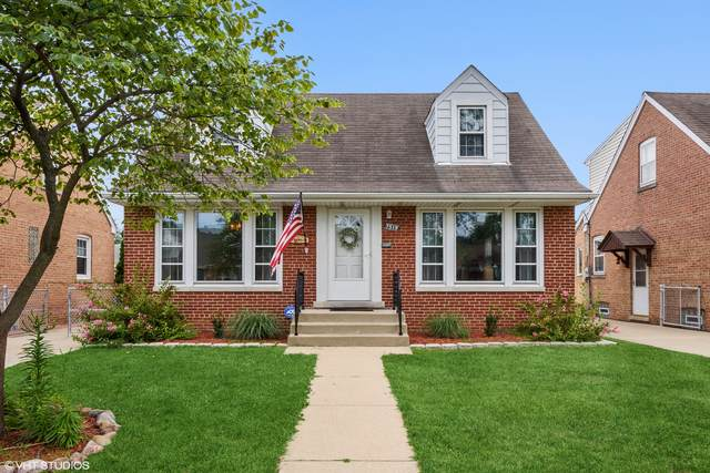 7519 W Ardmore Avenue, Chicago, IL 60631 (MLS #11175736) :: Angela Walker Homes Real Estate Group