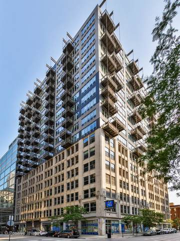 565 W Quincy Street #607, Chicago, IL 60661 (MLS #11175776) :: Schoon Family Group