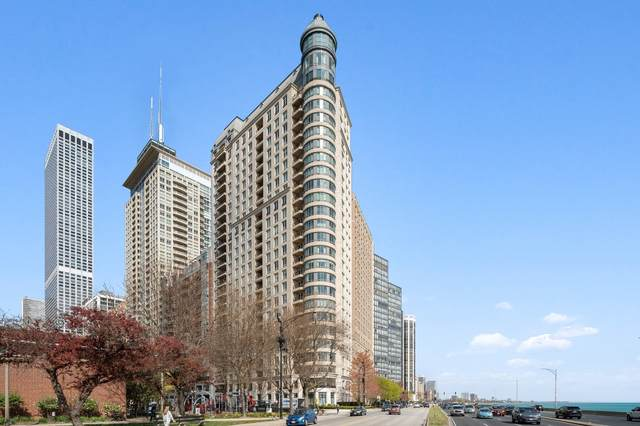 840 N Lake Shore Drive #203, Chicago, IL 60611 (MLS #11175784) :: Angela Walker Homes Real Estate Group