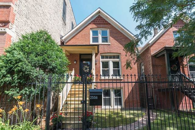 2556 W Haddon Avenue, Chicago, IL 60622 (MLS #11175787) :: Schoon Family Group