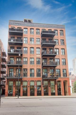 154 W Hubbard Street #603, Chicago, IL 60654 (MLS #11175799) :: Angela Walker Homes Real Estate Group