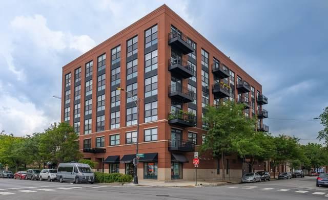 1260 W Washington Street #603, Chicago, IL 60607 (MLS #11175801) :: Schoon Family Group