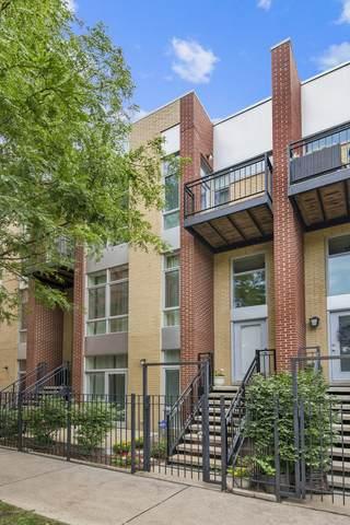 2823 N Oakley Avenue C, Chicago, IL 60618 (MLS #11175861) :: Carolyn and Hillary Homes