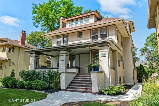 167 Linden Avenue, Oak Park, IL 60302 (MLS #11175892) :: Angela Walker Homes Real Estate Group
