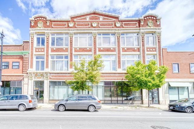 2544 W North Avenue 3A, Chicago, IL 60647 (MLS #11175898) :: Schoon Family Group