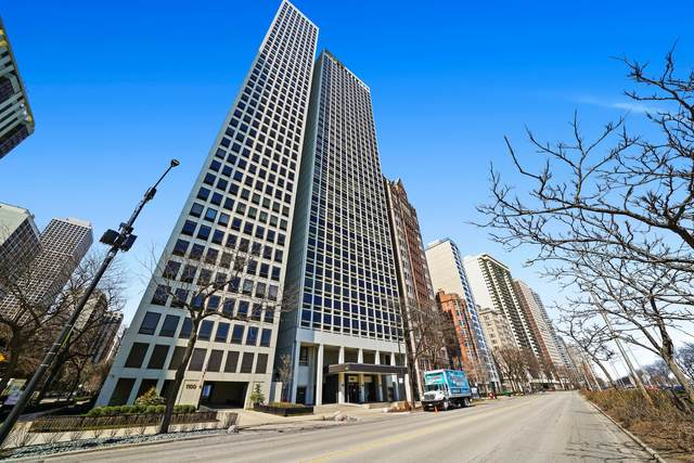 1110 N Lake Shore Drive 7S, Chicago, IL 60611 (MLS #11175927) :: Schoon Family Group