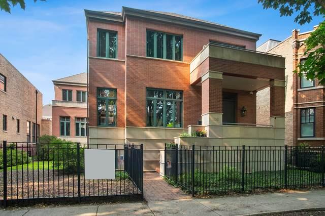 1230 W Altgeld Street, Chicago, IL 60614 (MLS #11175972) :: Schoon Family Group