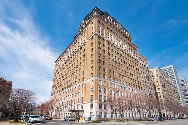 3500 N Lake Shore Drive 17PH, Chicago, IL 60657 (MLS #11176009) :: Schoon Family Group