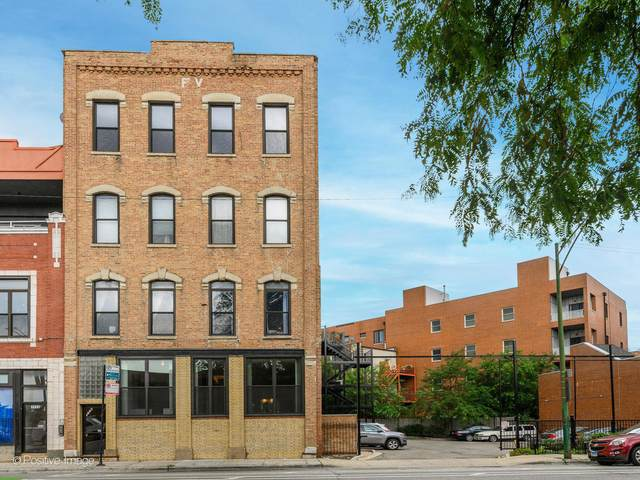 1014 N Milwaukee Avenue #1, Chicago, IL 60642 (MLS #11176076) :: Schoon Family Group