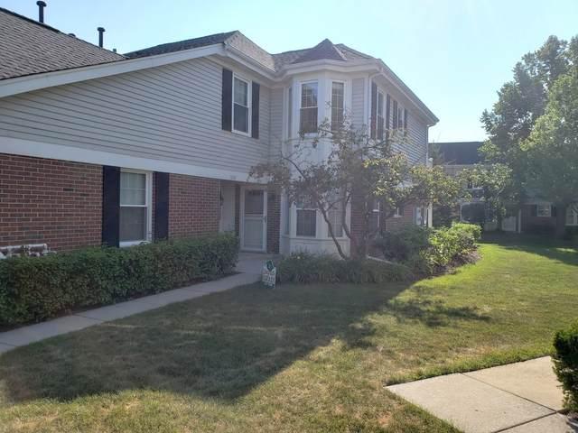 1231 S Wellington Court #2, Buffalo Grove, IL 60089 (MLS #11176078) :: Schoon Family Group