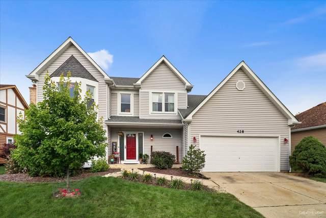 27W428 Chartwell Drive, Winfield, IL 60190 (MLS #11176084) :: Carolyn and Hillary Homes