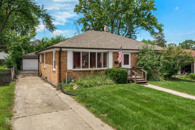 516 S Fairfield Avenue, Lombard, IL 60148 (MLS #11176092) :: Angela Walker Homes Real Estate Group